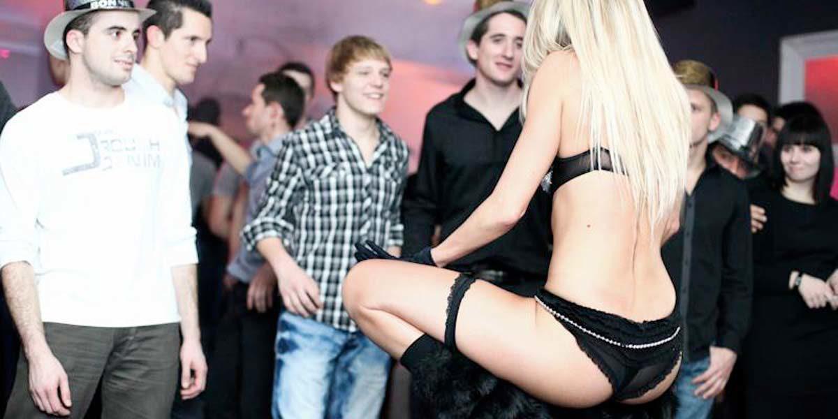 Gogo dancing