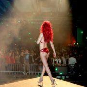 Gogo danseuse Franche-Comté