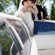 Location d'une limousine pour un mariage