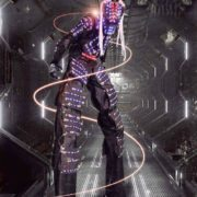 Performer robot LED 01