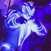 Performer robot LED 02