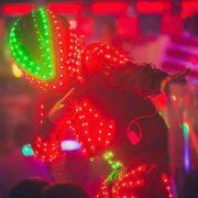 Performer robot LED 07