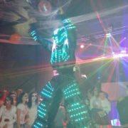 Performer robot LED 09