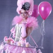 Performer soirée rose