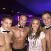 Revue des Chippendales Passion mens France