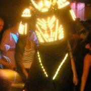 Robot LED 04