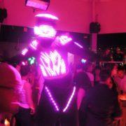 Robot LED 07