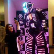 Robot LED 081
