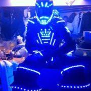 Robot LED 08