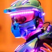 Robot LED 12