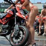 Sexy Bike Wash 05