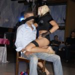 Striptease anniversaire avec Oksana