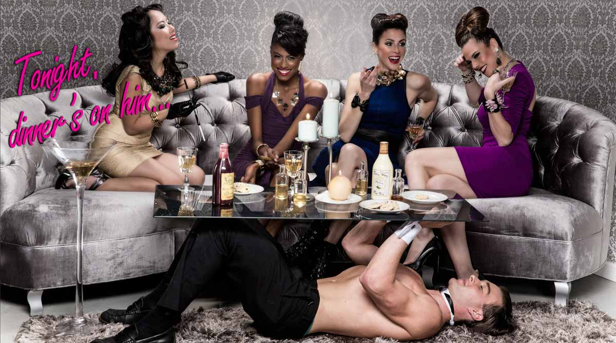 Striptease enterrement de vie de jeune fille - garçon et anniversaire