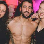 Stripteaseur anniversaire fille Erstein
