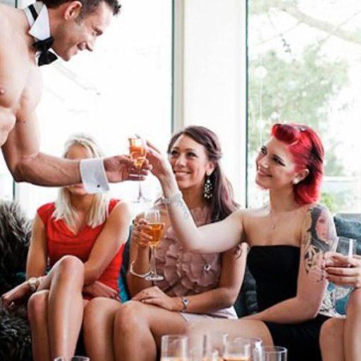 Stripteaseur soirée filles