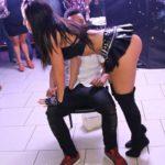 Stripteaseuse Lyon pot de départ Inna