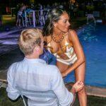 Striptease enterrement de vie de jeune garçon Paola