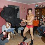 Stripteaseur à domicile Cognac