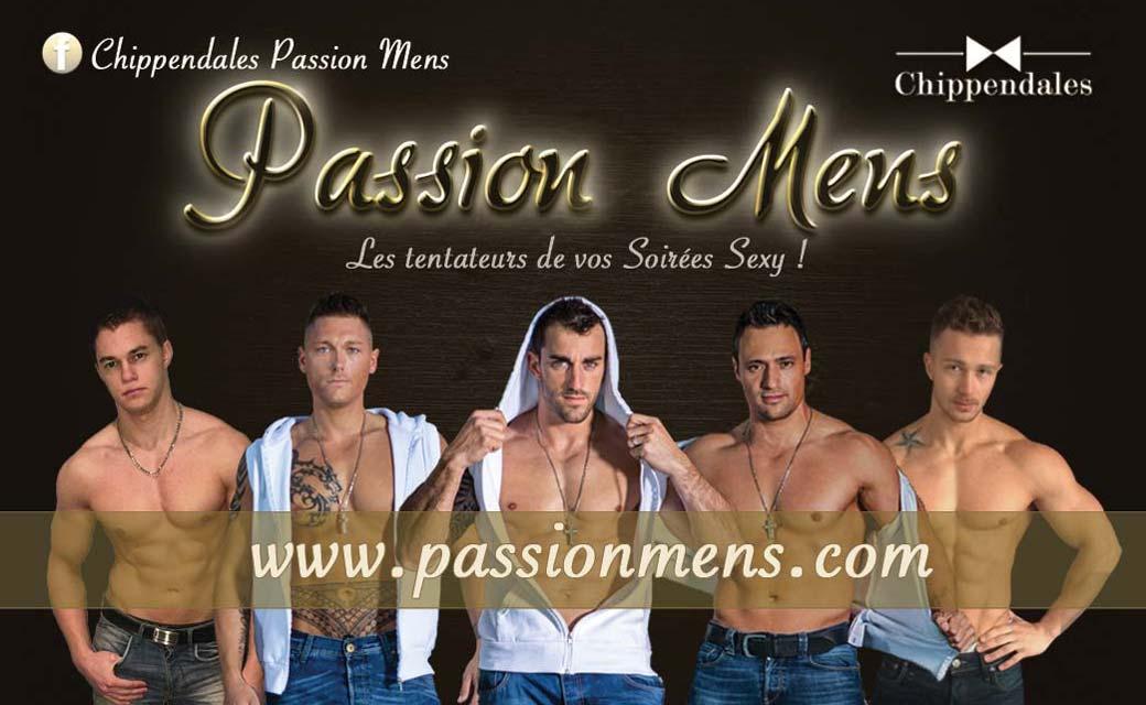 Stripteaseurs Poitiers