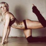 Stripteaseuse à domicile Bas-Rhin Roxy