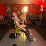 Stripteaseuse Cognac enterrement de vie de jeune garçon