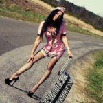 Stripteaseuse Dax Paloma pour un enterrement de vie de jeune garçon