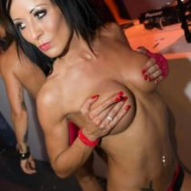 Stripteaseuse Metz Davina 57