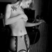 Stripteaseuse pot de départ Poitiers