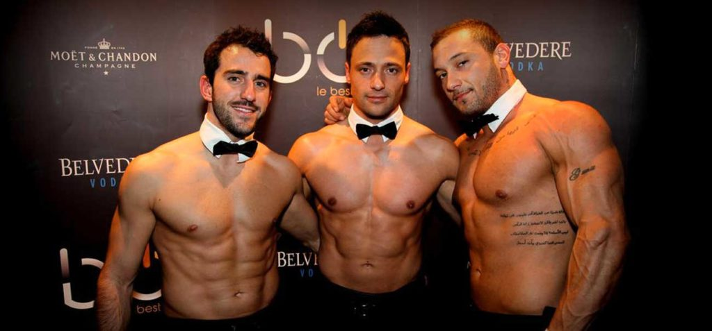 Chippendales Nord Passion Mens