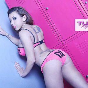 Stripteaseuse Lille Shanice