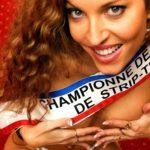 Manon Cassini stripteaseuse France