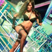 Stripteaseuse Auch