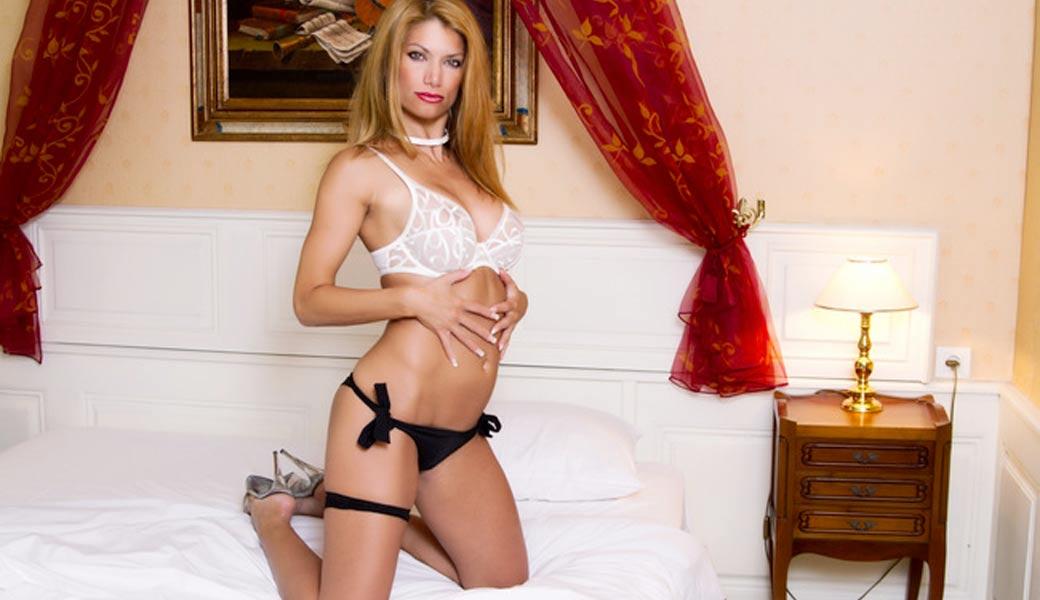 Stripteaseuse Gimont
