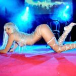 Stripteaseuse Toulouse en club de nuit