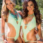 Stripteaseuses Colomiers Cassie et Julie