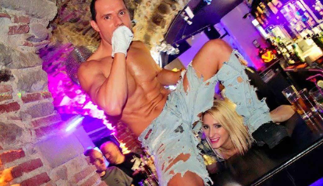 Stripteaseur Colomiers