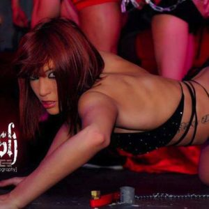 Stripteaseuse Beaune Cyane Côte-d'Or