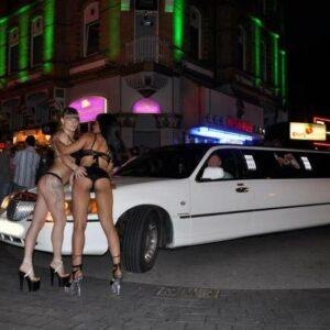 Stripteaseuse Toulouse limousine