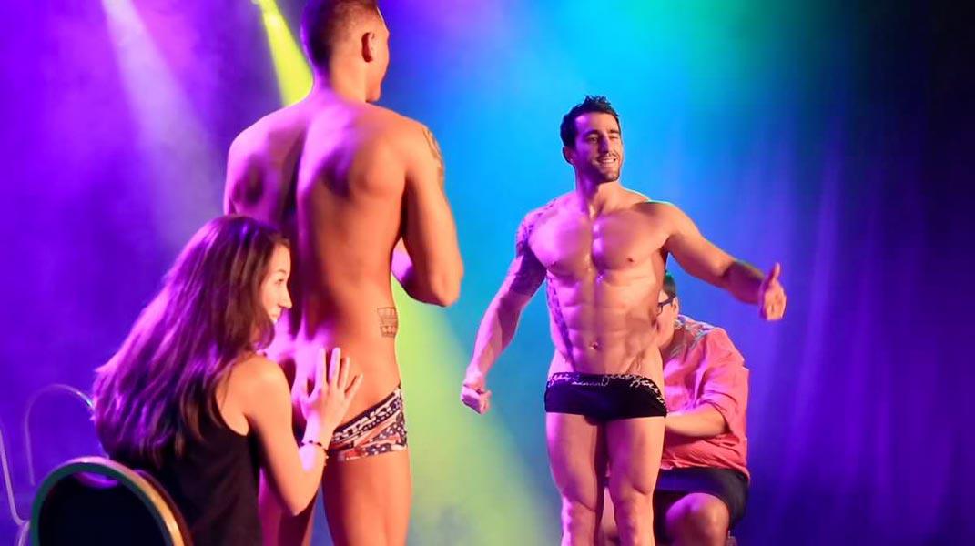 Stripteaseur Calais
