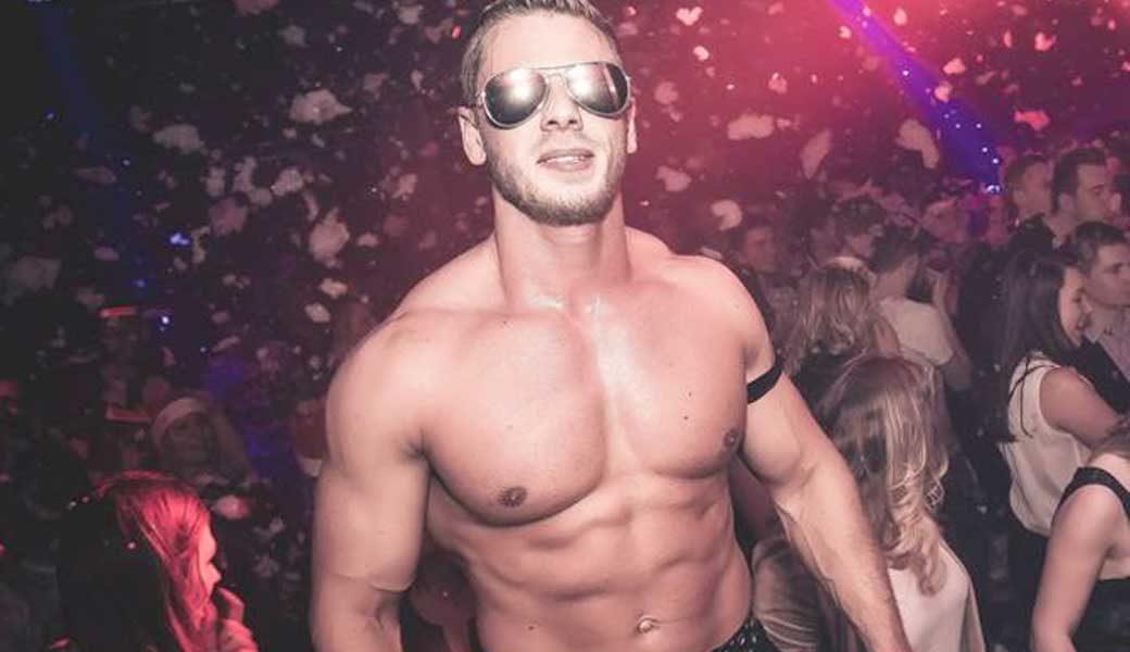 Stripteaseur Valenciennes Julio Nord