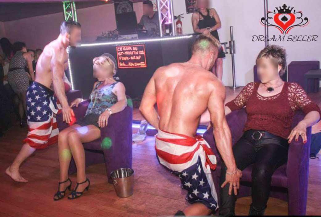 Stripteaseur Joué-lès-Tours