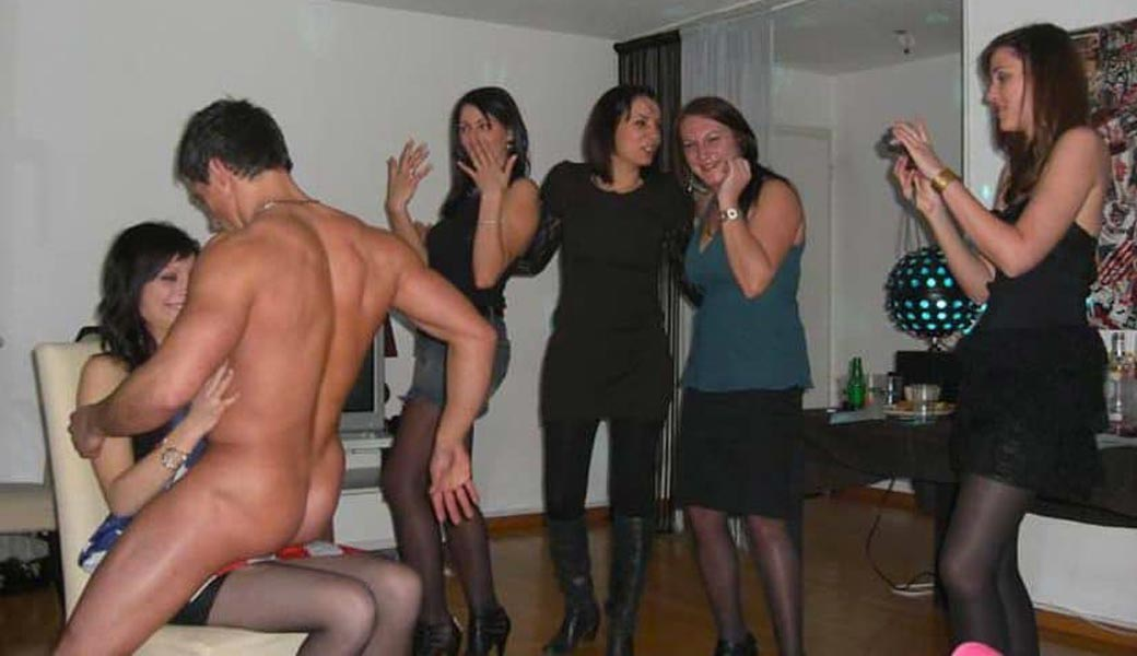 Stripteaseur Loiret