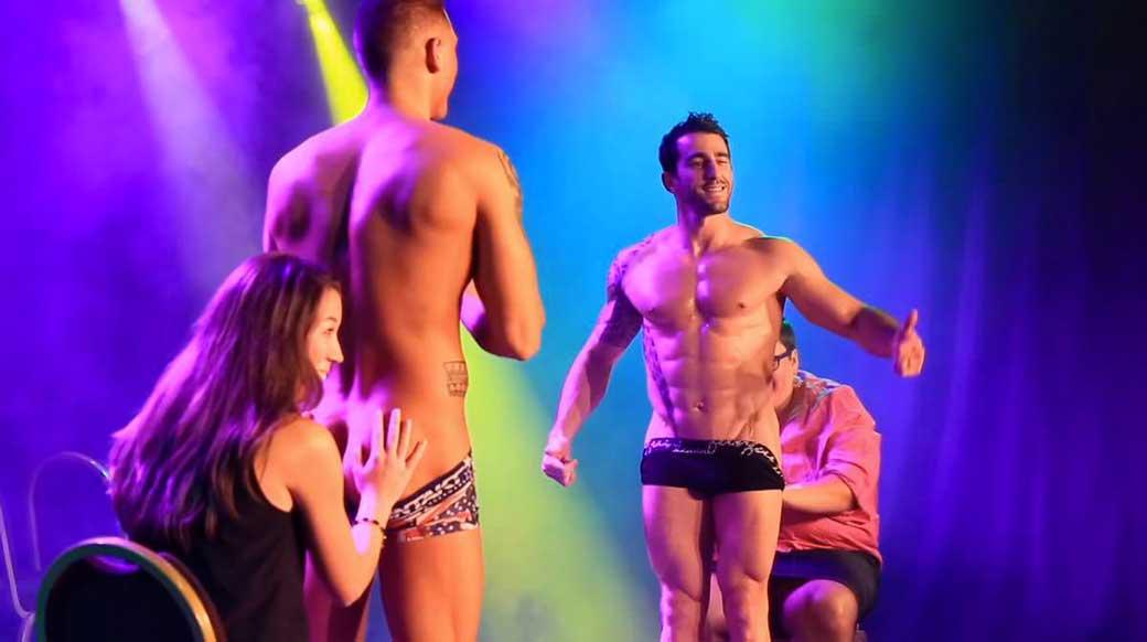 Stripteaseur Orléans