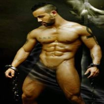 Stripteaseur Valério Orléans