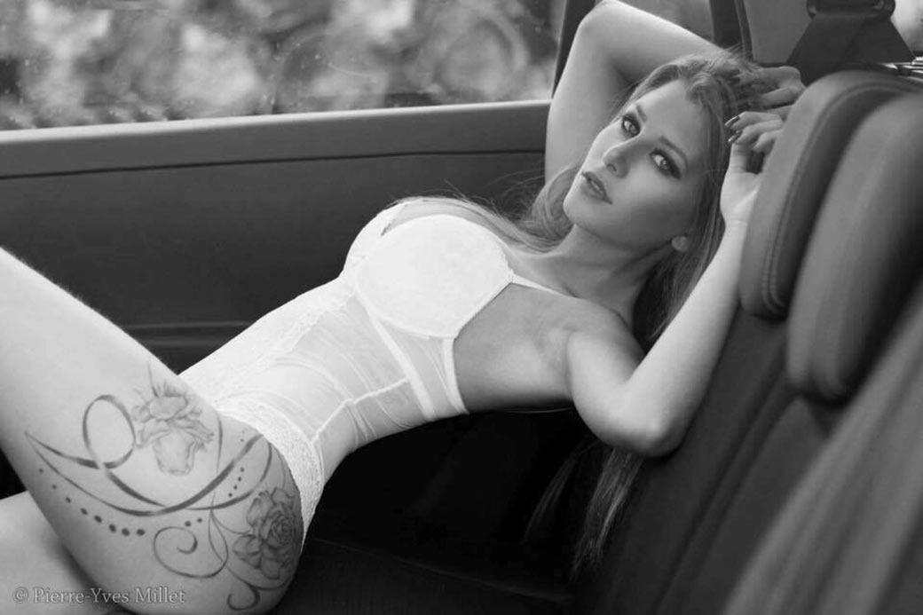 Stripteaseuse Dreux