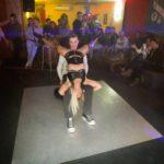 Stripteaseuse enterrement de vie de jeune garçon Royan