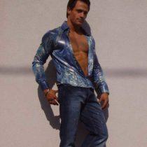 Stripteaseur Bryan Cherbourg