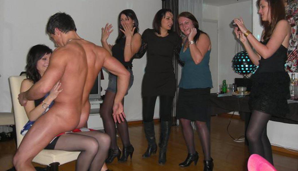 Stripteaseur Le Havre enterrement de vie de jeune fille