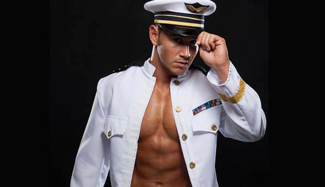 Stripteaseur Le Havre pot de départ