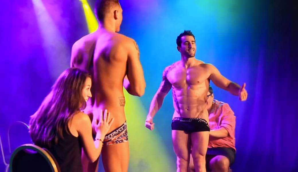 Stripteaseur Le Havre